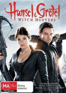 Hansel & Gretel - Witch Hunters (DVD, 2013)