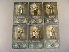 114244, Patriotische Postkarten, Serie: WEH, DASS WIR SCHEIDEN MÜSSEN, WB+SS 918