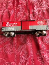 Vintage Marx Pacemaker Freight Service 174580 NYC Tin Box Car O Scale