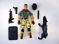 GI JOE MUTT & JUNKYARD Valor Venom Action Figure Anti Venom COMPLETE C9+ v6 2004