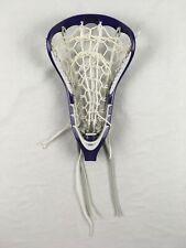 NEW STX Atk - Purple/White Lacrosse Head (One Size)