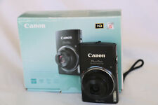 Canon PowerShot ELPH 150 IS EXC+++ Tested Retail Box Two Batteries/Chargers