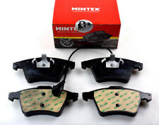 BRAND NEW MINTEX FRONT BRAKE PADS SET MDB3411 (REAL IMAGES OF THE PARTS)
