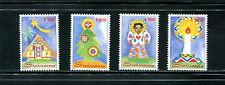 Suriname  1999 #1200-3  Christmas tree angel candle  4v.  MNH   F021