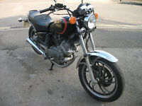 Yamaha XV750 pre Virago Runs well, ride or restore. Bobber project?