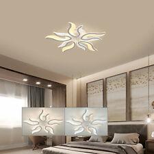 LED Moderne Acryl Kronleuchter Wohnzimmer Deckenleuchte Pendelleuchte Leuchte DE