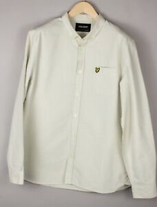 LYLE & SCOTT Men Custom Fit Casual Formal Shirt Size XL