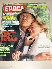 EPOCA=1982/1644=HENRY FONDA=ALIK CAVALIERE=FELICE RIVA=AMANDINE NASCITA PROVETTA