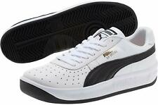 Puma GV Special Plus + 36661305 White Black Mens Shoes Sneakers All Sizes