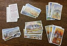 Card Collectors Society Full Repro Set 50 Salmon Gluckstein The Great White City