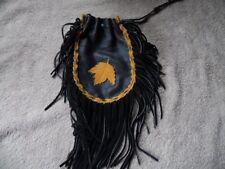 Native American Tobacco Bag Chippewa Tribe Minnesota