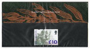 GB 1993 £10 Britannia Presentation Pack No 28 VGC. Stamps. Free postage!!
