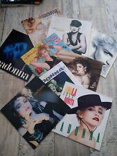 Madonna 8 maxi single + 1 LP