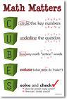 Math Matters - Cubes - NEW Classroom Math Poster