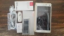 New Samsung Galaxy Note 4 N910V 32G STRAIGHT TALK WHITE Verizon Tower Smartphone