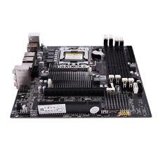 X58F LGA1366 Desktop Mainboard mit SATA 3.0 / 2.0 USB 2.0 DDR3 1600 64G 2 K H9F2