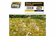AMMO OF MIG A.MIG-8351 Grass Mat Stony Mountain Ground