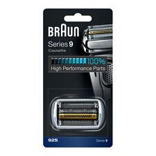 Braun Kombipack 92S silber Cassette für Series 9 NEU OVP