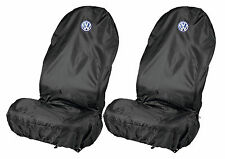 VW Volkswagen Car Van Seat Covers Protectors fits Fox Golf Jetta Lupo Polo UP!