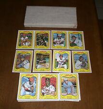1981 KELLOGG'S KELLOGG BASEBALL CARD SET - ORIGINAL BOX