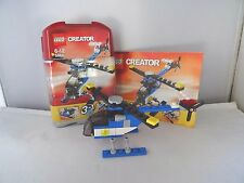 LEGO CREATOR No 5864 BASIC MODEL AIRPORT WITH INSTRUCTIONS