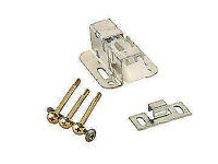 RV Designer H225 Concealed Positive Cabinet Latch with Universal Blots - 2pk