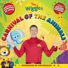 WIGGLES-CARNIVAL OF THE ANIMALS CD NEW