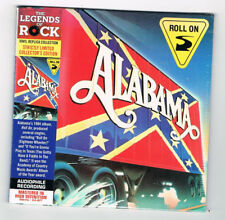 ♫ - ALABAMA - ROLL ON - CD VINYL REPLICA DELUXE - 10 TITRES - NEUF NEW NEU - ♫
