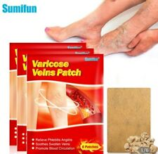 6pcs Natural Varicose Veins Treatment Plaster Cure Herbal Patch