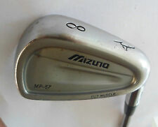 MIZUNO MP-57 Grain Flow Forged Cut Muscle 8 IRON S300 Steel Shaft MP 57 GP Grip