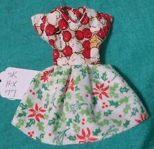 Popcorn & Flowers Christmas Dress Skipper Stacie Hsmusical Mons High Doll Skhx77