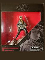 Star Wars Black Series Rogue One Sergeant Jyn Erso 6 Inch Figure