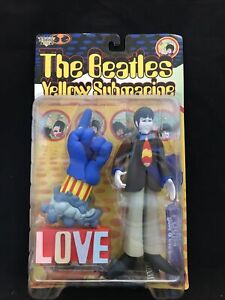 NEW Mcfarlane The Beatles George with Glove Toys KG RR20