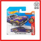 Ford Torino Talladega 69 HW Flames 4/10 182/365 Diecast by Hot Wheels Mattel