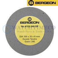 Bergeon Silicium Carbide Supple Wheel for Polishing (SOFT Grain) 6723-240GP