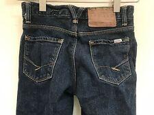 e8d38b15d5 Vans Boys V66 Customade Denim Jeans Slim Fit Waist 24 x Length 25 Dark Wash
