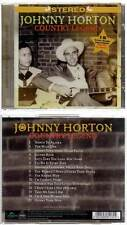 "JOHNNY HORTON ""Country Legend"" (CD) 15 titres 2012 NEUF"