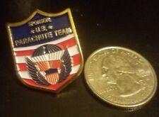 2012 US Parachute Team Sponsor Pin