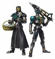 S.I.C. Vol. 44 Masked Kamen Rider ZERONOS & DENEB IMAGIN Action Figure BANDAI