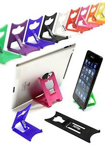 """IClip Faltbarer Ständer Apple iPad Mini Tablet, Kindle, Smartphone, iPhone, 4-10"""""""