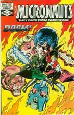 Micronauts # 41 (Gil Kane) (états-unis, 1982)