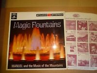 Manuel And The Music Of The Mountains* – Magic Fountains  Columbia – TWO 219 LP