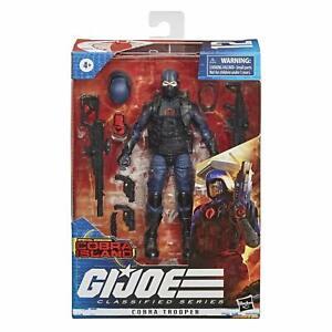 GI Joe Classified Series Special Missions: Cobra Island Cobra Trooper Action Fig