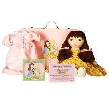 Best Pals by Jim Shore KATHY Doll Gift Set + Music CD + Certificate + Doll Case