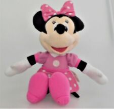 New listing Disney Minnie Mouse Talking Singing Plush Toy Doll by Fisher Price, Sings the Ho