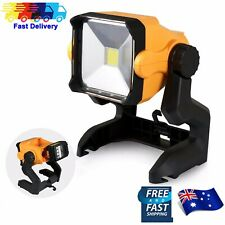 LED Work Light 2800LM Powered by 20V Max Power Tool Makita Dewalt Ryobi Battery