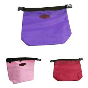Thermal Lunch Bag Picnic Travel School Insulated Food Storage Bag SG