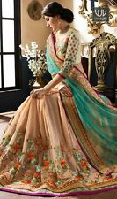 NEW ARRIVALS INDIAN ETHNIC WEAR BOLLYWOOD STYLE PARTY WEAR saree
