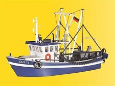 Kibri 39161 Shrimp boat CUX 16 H0 1:87 suberb detail