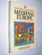 Pelican History of Medieval Europe by Maurice Keen PB                    AE